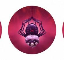 Tong, les araignees