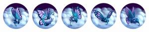 Tong, les papillons
