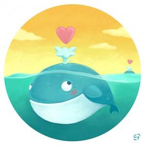 carte baleine