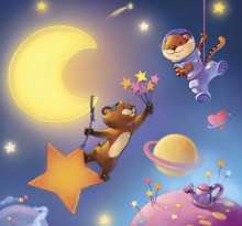 Un bouquet d'étoiles