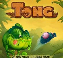 Tong, l'illustration de la boite